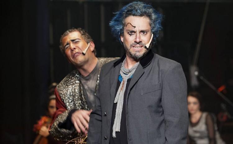 """Alexandre Nero em """"O Grande Sucesso"""""""